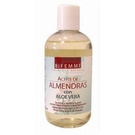 Aceite de almendras con aloe vera 250 ml