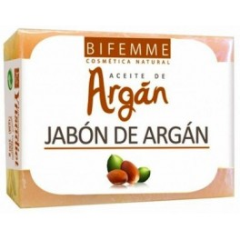 Pastilla de jabón de argán 100 gr.