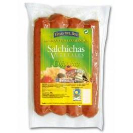 Salchichas vegetales chipolata 200 gr.