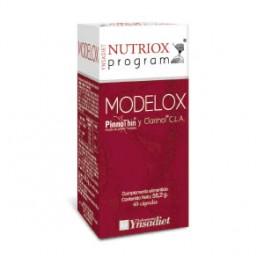 Modelox 40 cápsulas blandas