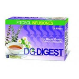 DG Digest 20 filtros